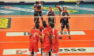 Pallavolo A2/M, Cuneo cede al tie-break con Bergamo