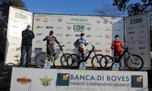 Disputate a Boves le prove di Campionato Italiano e Coppa del Mondo E-Bike Cross
