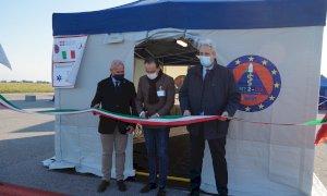 Maxiemergenza regionale 118, inaugurato il nuovo ospedale da campo (VIDEO)