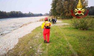 Recuperato un cadavere nelle acque del Tanaro: si tratta dell'uomo scomparso da Priocca