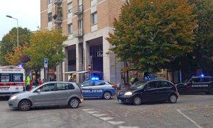 Cuneo, lite tra due uomini degenera e richiede l'intervento delle forze dell'ordine