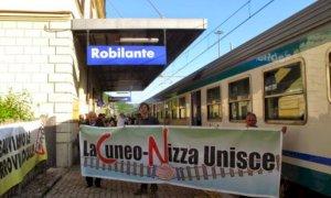 Raccolta firme per la ferrovia Cuneo-Nizza: mobilitati anche i comitati di quartiere di Cuneo