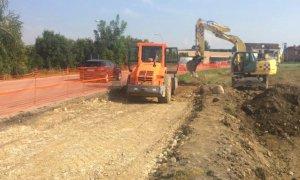 Viabilità, lavori in corso per la Provincia: verranno realizzate due rotatorie all'ingresso di Savigliano e di Marene