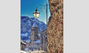 Lo scatto 'Sacro e profano' vince il contest fotografico sul patrimonio culturale della valle