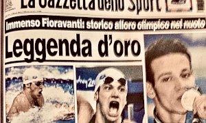 Domani il campione olimpico Domenico Fioravanti a Cuneo per celebrare i 20 anni dalla doppia vittoria di Sydney