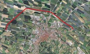 Saluzzo, le modifiche alla viabilità per il passaggio del Giro d'Italia
