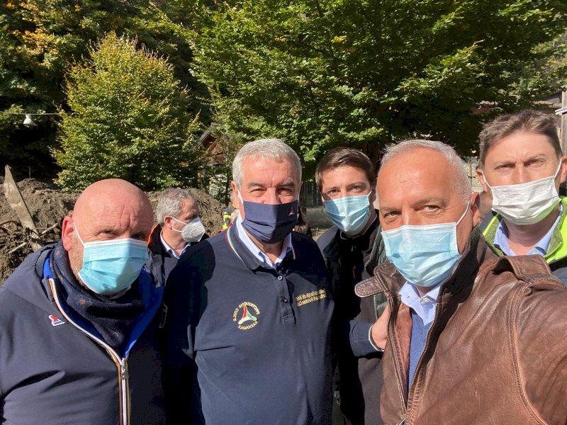 Alluvione, la Lega accusa: 'Appena 15 milioni per il Piemonte. Dal governo solo briciole'