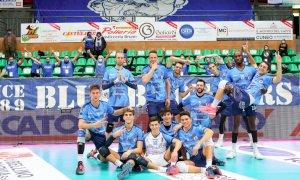Pallavolo, per Cuneo esordio casalingo vincente con Siena