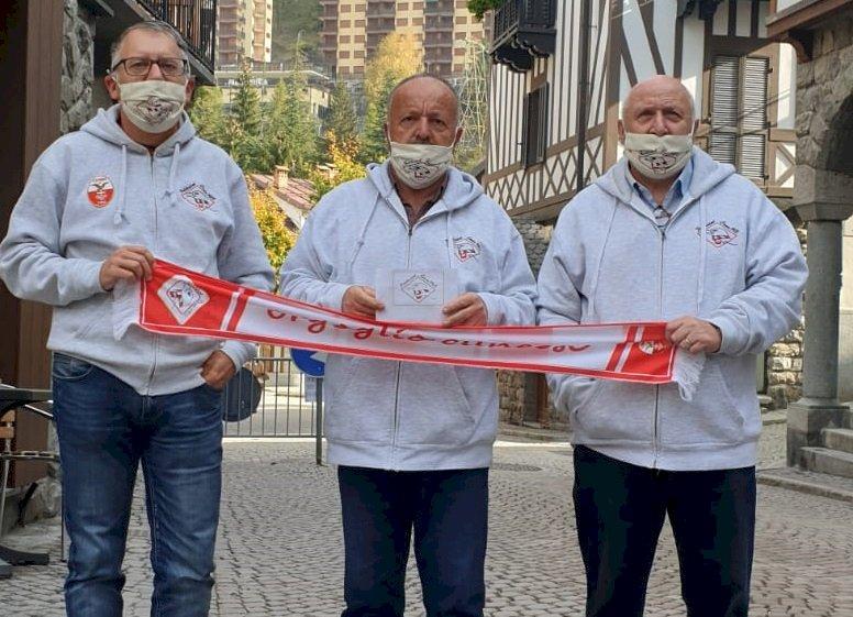 Alluvione, la solidarietà dei Fedelissimi Cuneo alla gente di Limone Piemonte