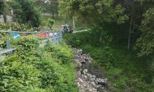 Sistemazione della frana lungo la provinciale tra Frabosa Sottana e Soprana: c'è il progetto definitivo