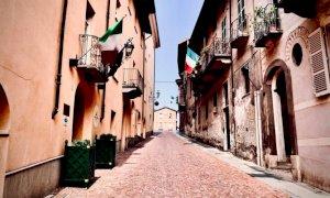 Il centro storico di Saluzzo set di un film a tinte horror: ''È il sito perfetto''