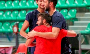 Pallavolo: tampone negativo, Cuneo ritrova Damiano Catania