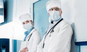 La Regione raccoglie la disponibilità di 545 nuovi medici per fronteggiare l'emergenza Covid