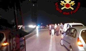 Cinque vetture coinvolte in un incidente tra Margarita e Morozzo