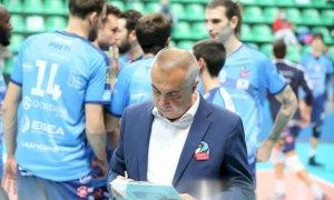 Pallavolo, i giocatori del Cuneo Volley fermati dal Covid-19