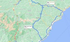 'Servono più di 2 milioni di euro annui per gli autotrasportatori costretti a tracciati alternativi alla valle Roya'