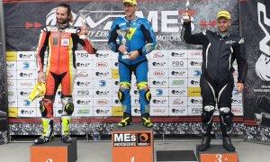 Motociclismo, Massimiliano Palladino si aggiudica la Race Attack 1000
