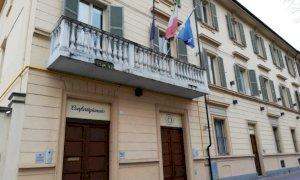 Confartigianato dona 5 mila euro per l'affitto della passerella che sostituirà il ponte Odasso a Garessio