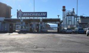 Alla Michelin di Cuneo in sciopero i lavoratori della logistica