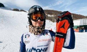 Sci alpino, Carlotta Saracco seconda nel Gigante FIS di Solda
