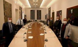 I Sindaci di Ceva, Garessio e Ormea ricevuti in Fondazione CRC