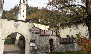 Monterosso Grana, concluso il restauro dell'Arco Monumentale