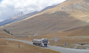 Barcellonette pensa al divieto di transito dei mezzi pesanti: