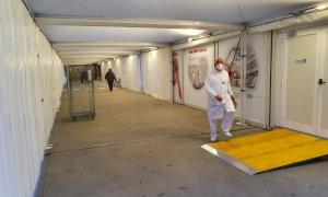 Ospedale di Mondovì, TAC ''sostitutiva'' nel parcheggio, nel 2021 la Risonanza magnetica