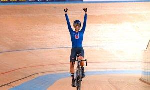Ciclismo, Elisa Balsamo oro nell'Omnium agli Europei su pista