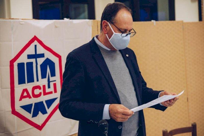 Elio Lingua, presidente ACLI Provincia di Cuneo