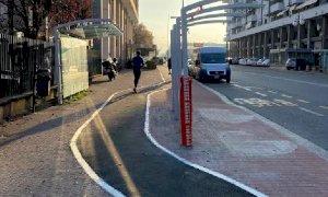 Le nuove piste ciclabili di Cuneo hanno ''troppe curve'', Lauria torna a interrogare il Sindaco