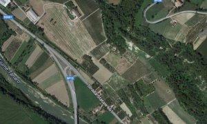 C'è il progetto esecutivo per la rotatoria a Novello, al bivio tra le provinciali 12 e 661