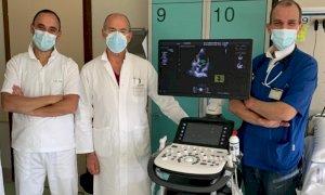 Un ecografo multidisciplinare per l'ospedale di Savigliano