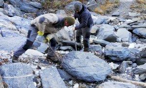 Proseguono i lavori sui sentieri montani colpiti dalla tempesta 'Alex'