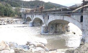 A Garessio 'sotto esame' anche il ponte nei pressi dello stabilimento Huvepharma