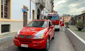 Cuneo, incendio doloso al ristorante self service La Meridiana