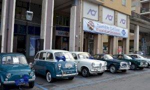 'RaccontAci la tua storia': l'iniziativa social dell'Aci per le più belle foto di auto storiche