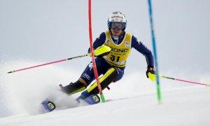 Sci alpino, Marta Bassino 19esima dopo la prima manche nel secondo slalom di Levi