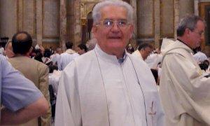 Addio a don Giovanni Oberto, rettore del santuario di San Mauro a Busca