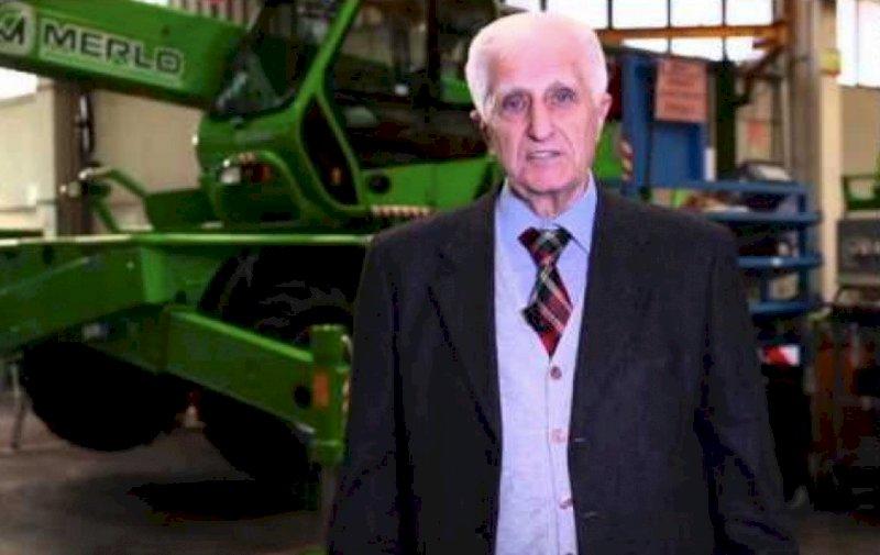 Ad Amilcare Merlo la Laurea Magistrale ad honorem in Ingegneria Meccanica