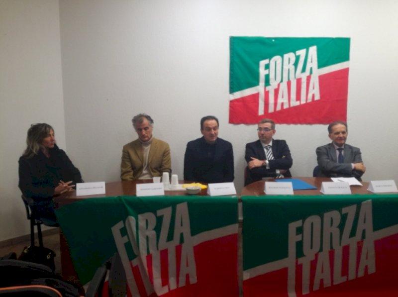 Il cordoglio di Forza Italia per la scomparsa di Matteo Viglietta
