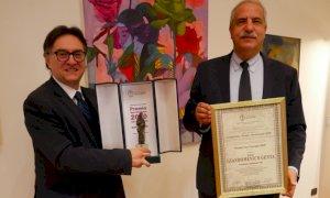 Al presidente della CRC Giandomenico Genta il premio San Giuseppe 2020