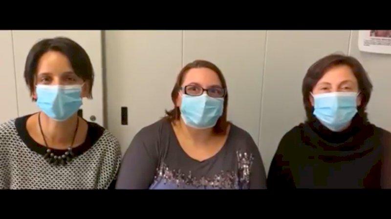Cuneo, il video della Cgil per le donne che non hanno voce
