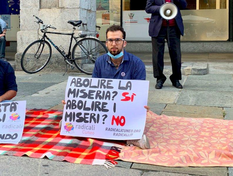 Cuneo, Filippo Blengino confermato alla segreteria dei Radicali