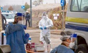 Coronavirus, i dati di mercoledì 25 novembre: in Piemonte lieve calo dei ricoveri
