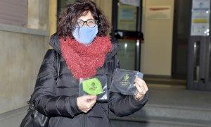Alba: il Comune dona ai bambini e ai volontari del 'Piedibus' mascherine di stoffa personalizzate