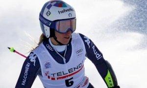 Sci alpino, Marta Bassino quinta nel parallelo di Lech Zurs