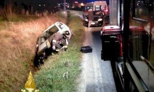 Incidente tra Margarita e Beinette, coinvolti due veicoli