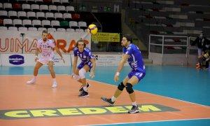 Pallavolo A2/M: Mondovì torna con un punto da Reggio Emilia