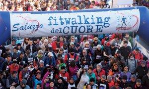 Il Comune di Saluzzo supporta il Fitwalking del Cuore 2021: ''La solidarietà non si ferma''